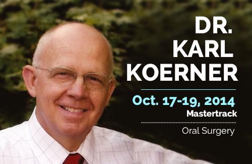 Dr Karl Koerner NAGD